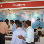 Polydrive exhibition -  Engineering expo 2011-12
