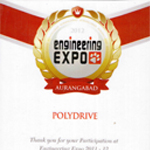 Participation certificate in engineering expo 2011-12