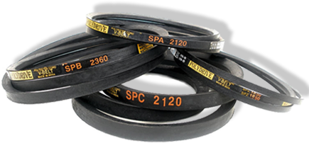 Wedge Belt Manufacturers in India