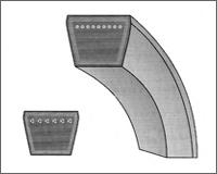 Wedge Belt Manufacturers in Mumbai